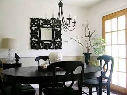 Black Wooden Dining Table And Chairs Dining Room Chairs 8 Tips For Comfortable And Elegant Room Decor