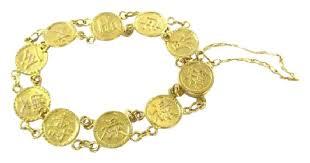fine jewelry gold bracelet images Gold 24kt solid yellow kanji japanese symbol fine 24 5 grams jpg