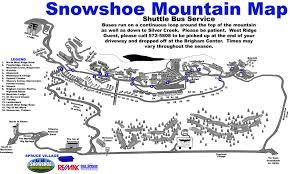 Wv Map Snowshoe Map West Virginia Virginia Map