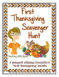 thanksgiving web quest by teaching with moxie tpt