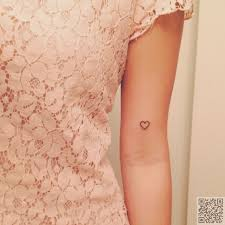 best 25 little heart tattoos ideas on pinterest heart tat