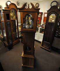 Grandmother Clock Keeping Things Ticking With The Maryland Clock Company