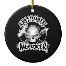 sheet metal workers ornaments keepsake ornaments zazzle
