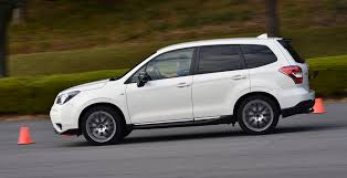 subaru forester 2016 white 2016 subaru forester ts review quick drive caradvice