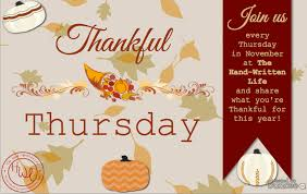 thankful thursday home is where the is the written