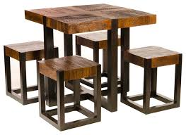 Dining Set Small Spaces Kitchen Tables Modern Kitchen Tables For - Kitchen table for small spaces