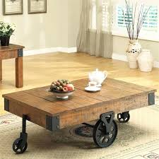 Painted Accent Table Distressed Accent Tables Distressed Country Wagon 2 Piece
