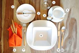 how to set a table for breakfast 3 perfect ways to set a stylish holiday table