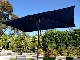 rectangle patio umbrellas home design ideas and pictures