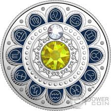 zodiac horoscope power coin