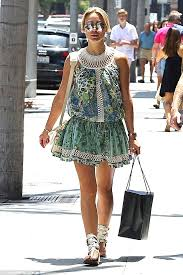 steven gerrard u0027s wife alex wears dress and gladiator sandals in
