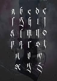 best 25 alphabet design fonts ideas on pinterest typography