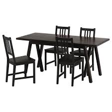 Popular Dining Tables Dining Table Black Dining Table Set Cheap Ikea Black Dining
