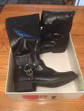 s xhilaration boots xhilaration flat 0 to 1 2 s boots ebay