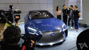 lexus singapore new car 5 crazy innovative concept vehicles at tokyo motor show