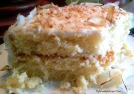 Coconut Cake Recipe Pineapple Coconut Cake
