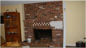 How To Update Brick Fireplace by Do It Yourself Fireplace Remodels