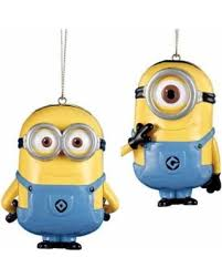 sweet deal on despicable me dave and carl minions ornament