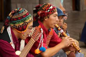 traditional of peru the karikuy