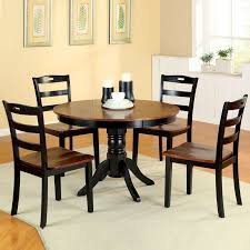 Kitchen Tables Houston by Two Tone Dining Room Tables Ideas