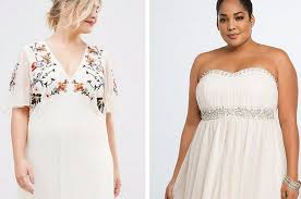 Unconventional Bridesmaid Dresses 17 Alternative Plus Size Wedding Dresses You Can Actually Wear Again