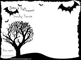 halloween sheets halloween sheets printable halloween sheets
