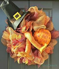 Thanksgiving Wreath Craft 293 Best Thanksgiving Wreaths Images On Pinterest Thanksgiving