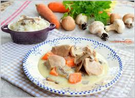 la cuisine de mamie recette land recette de blanquette de veau de la mère brazier sur
