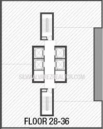 Echo Brickell Floor Plans Recent Condo Development Echo Brickell