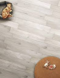 shelburne cinder wood plank porcelain tile 8in x 48in