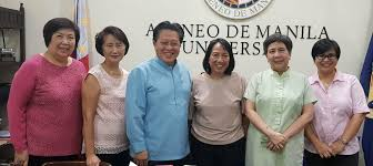Seeking Quezon City Piqc Seeks To Tie Up With The Ateneo De Manila Junior High School