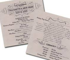 cardstock for wedding programs wedding menu cards search menu cards for
