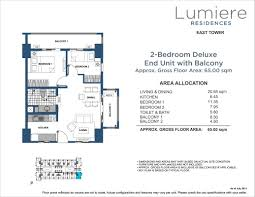lumiere residences jedidiah properties u0026 management corporation