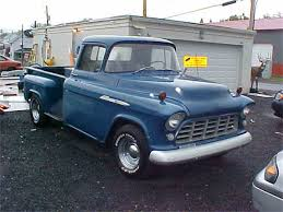 Vintage Ford Truck For Sale Uk - 1955 chevrolet pickup for sale on classiccars com 11 available