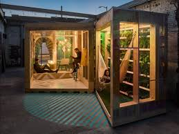 home studio bureau prototype micro home by bureau v york retail