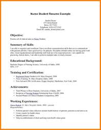 exle of resume for student 7 exle resume student martini pink