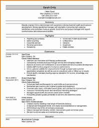 results driven resume example modern resume examples resume