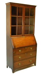 Small Bureau Desk Uk Bureau Desk Uk A Bureau Desk In Oak And Grey Designed By Ben