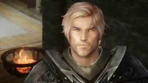 most beautiful man in skyrim tannick standalone follower and