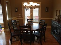 Logan Circle Round Dining Table Havertys - Havertys dining room furniture