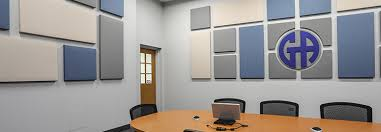 conference room designs acoustic wall panels for conference rooms audimute