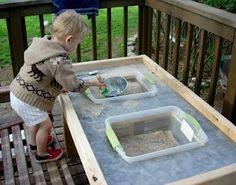 Sand Table Ideas My Toddler Loves To Play In Water I Wanted To Buy A Water Table