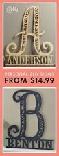 Home Decor Family Signs Best 25 Family Name Signs Ideas On Pinterest Name Pallet Sign