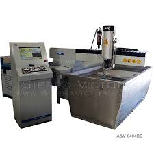 water jet table for sale 4 x 4 a v waterjet cutting table
