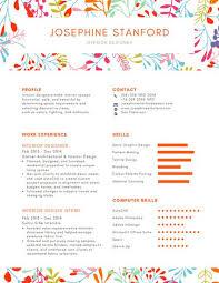 Creative Resume Headers Creative Resume Templates Canva