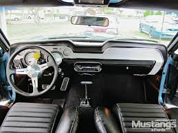 1966 ford mustang dash ford mustang interior dashboard upgrades modified mustangs