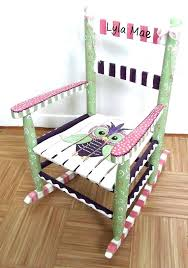 rocking chair cushions nursery australia image of new white