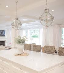 Restoration Hardware Kitchen Lighting White Kitchen Marble Kitchen Restoration Hardware Coastal