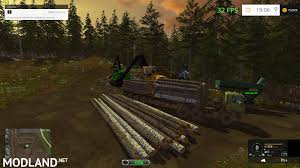 rock and river wood v1 0 mod for farming simulator 2015 15 fs