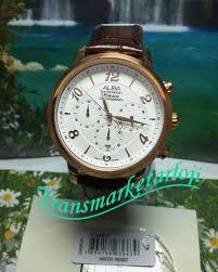 Jam Tangan Alba Pria jam tangan alba pria at3408x1 original trans market arloji